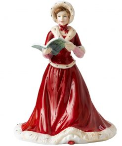 3rd Day of Christmas HN5170 - Royal Doulton Figurine