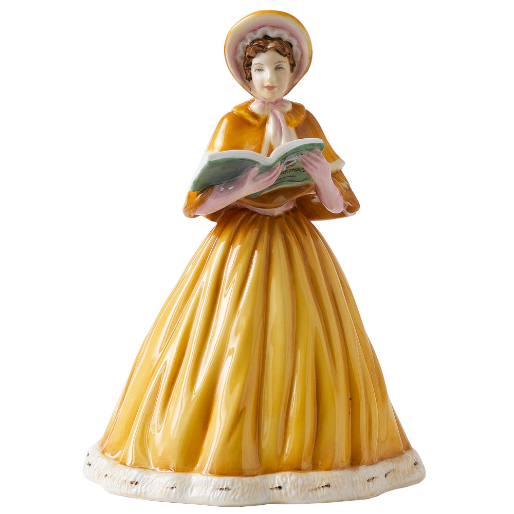 4th Day of Christmas HN5171 - Royal Doulton Figurine