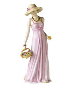 5th Anniversary (Wood) HN5150 - Royal Doulton Figurine
