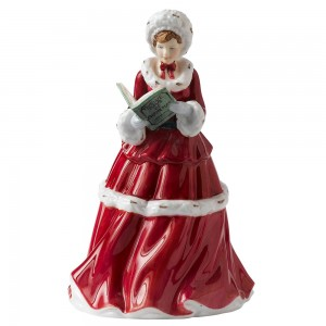 5th Day of Christmas HN5172 - Royal Doulton Figurine