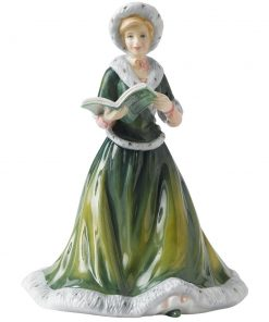 6th Day of Christmas HN5173 - Royal Doulton Figurine