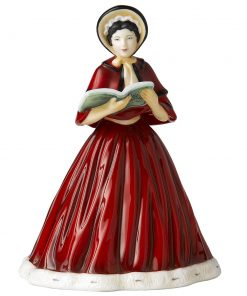 7th Day of Christmas HN5408 - Royal Doulton Figurine