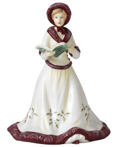 8th Day of Christmas HN5409 - Royal Doulton Figurine