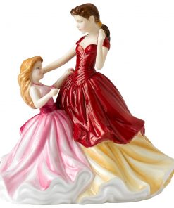 A Gift for Mother HN5159 - Royal Doulton Figurine