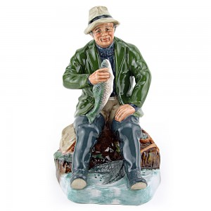 A Good Catch HN2258 - Royal Doulton Figurine