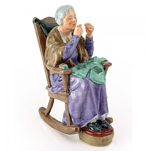 A Stitch In Time HN2352 - Royal Doulton Figurine