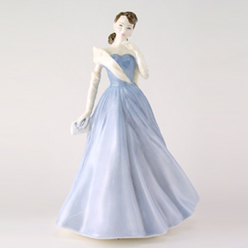 Abigal HN4044 - Royal Doulton Figurine