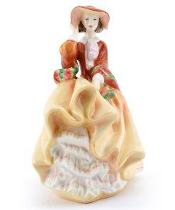 Abigail HN4839 - Royal Doulton Figurine