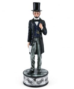 Abraham Lincoln HN5242 - Royal Doulton Figurine