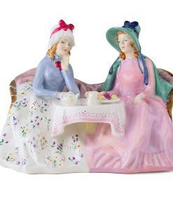 Afternoon Tea HN1747 - Royal Doulton Figurine