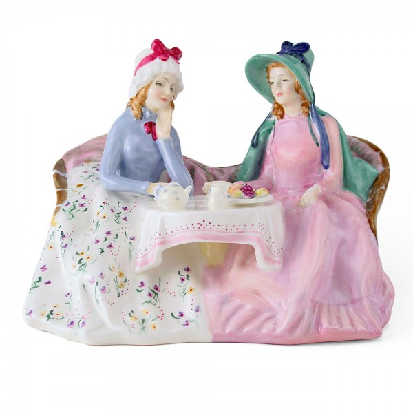 Afternoon Tea HN1747 - Royal Doulton Figurine