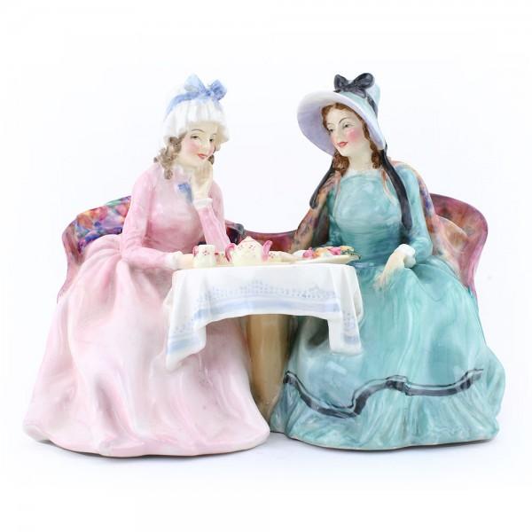 Afternoon Tea HN1748 - Royal Doulton Figurine