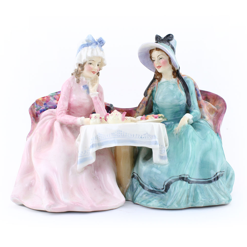 Afternoon Tea HN1748 - Royal Doulton Figurine