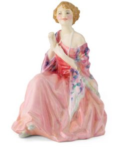 Aileen HN1664 - Royal Doulton Figurine