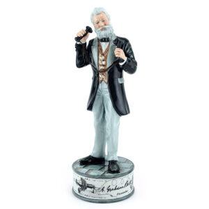 Alexander Graham Bell HN5052 - Royal Doulton Figurine