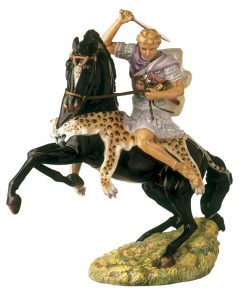 Alexander the Great HN4481 - Royal Doulton Figurine