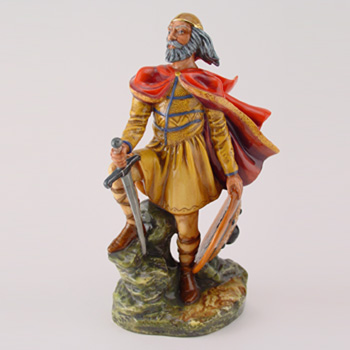 Alfred The Great HN3821 - Royal Doulton Figurine