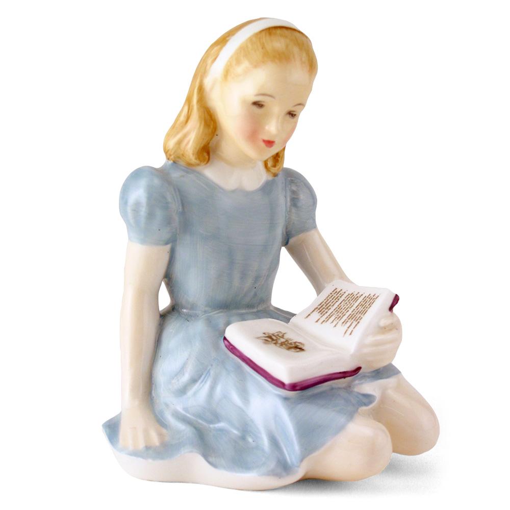 Alice HN2158 - Royal Doulton Figurine
