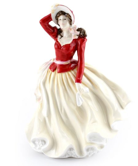 Alice HN4003 - Royal Doulton Figurine