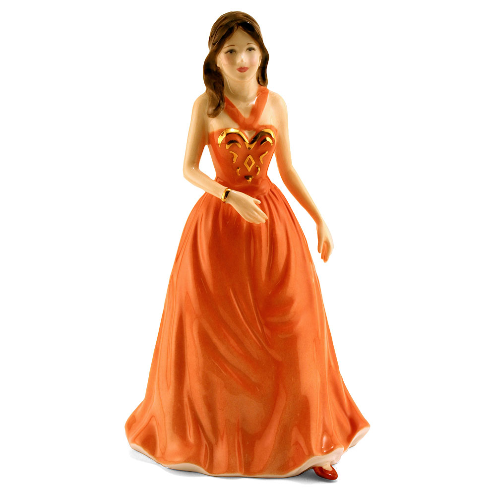 Alison HN4667 (Factory Sample) - Royal Doulton Figurine
