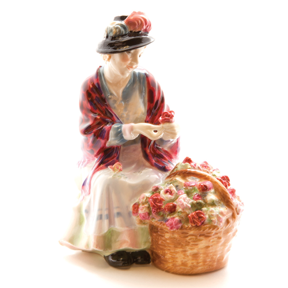 All A Bloomin HN1457 - Royal Doulton Figurine