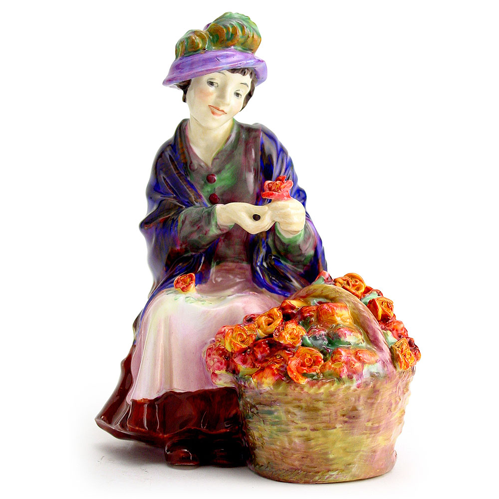 All A'Bloomin HN1466 - Royal Doulton Figurine
