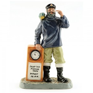 All Aboard HN2940 - Royal Doulton Figurine