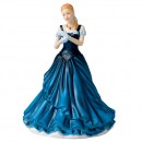 Alyssa HN5525 - Royal Doulton Figurine - Full Size