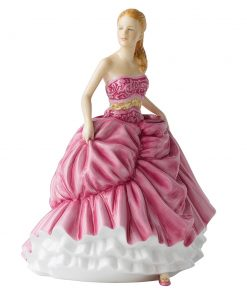 Amelia HN5440  - Royal Doulton Petite Figurine