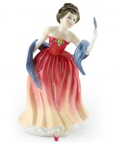 Amys Sister HN3445 (Trial Sample) - Royal Doulton Figurine