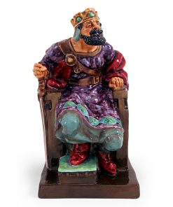 An Old King HN2134 - Royal Doulton Figurine
