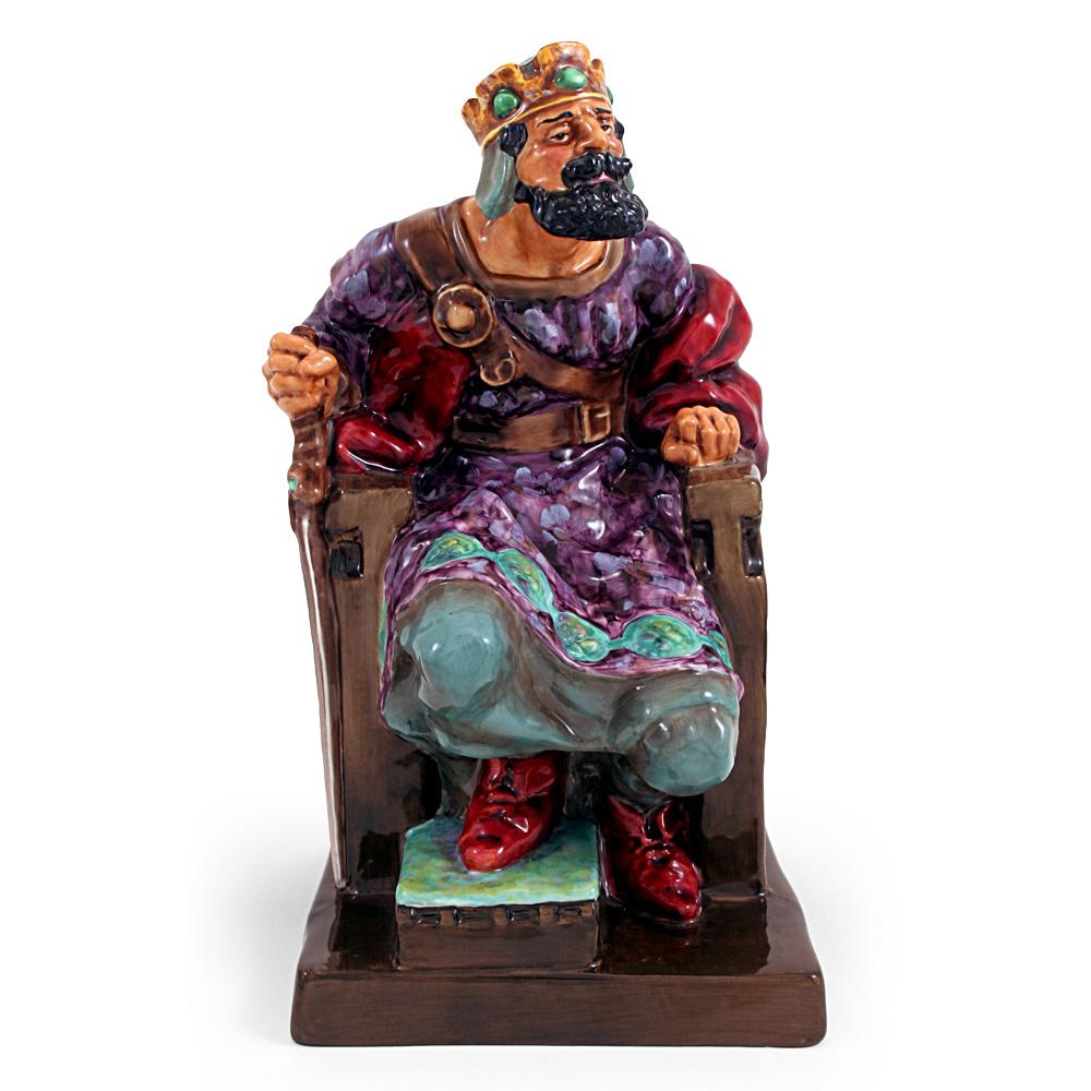 An Old King HN2134 - Royal Doulton Figurine
