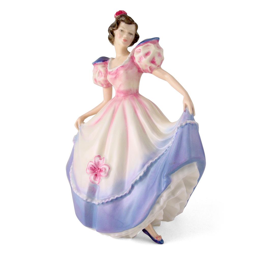 Angela HN3419 - Royal Doulton Figurine