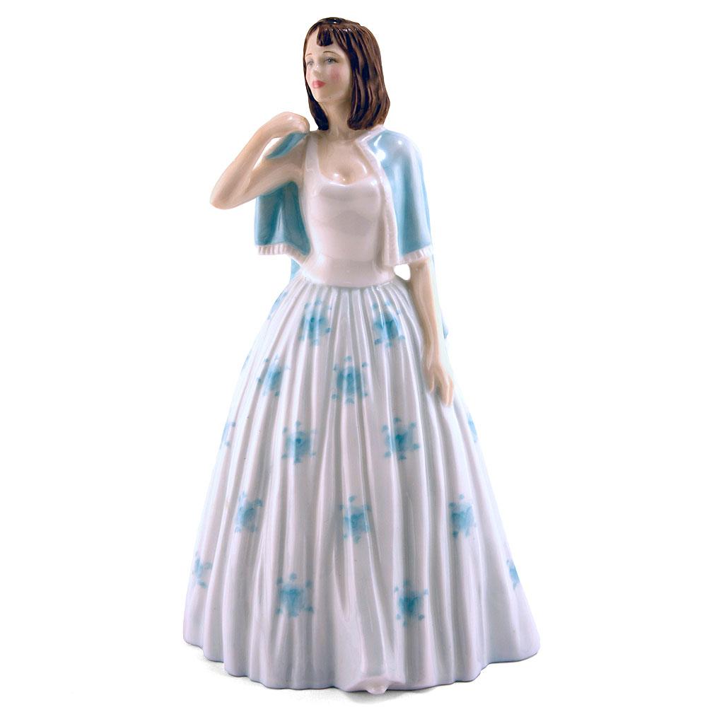 Angela HN4405 (Factory Sample) - Royal Doulton Figurine