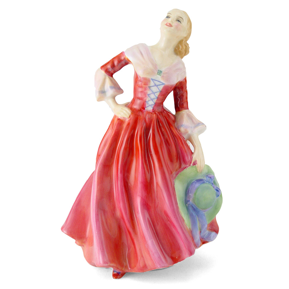 Angelina HN2013 - Royal Doulton Figurine