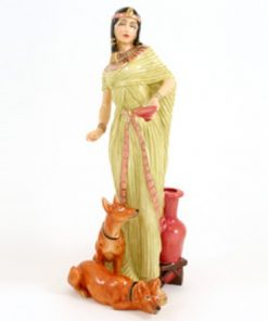 Ankhasenamun HN4190 - Royal Doulton Figurine