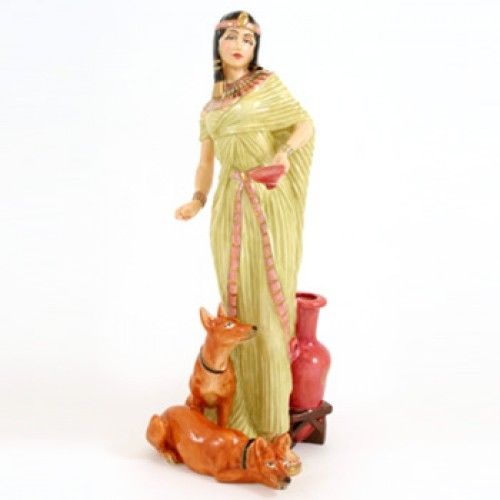 Ankhasenamun HN4190 - Royal Doulton Figurine