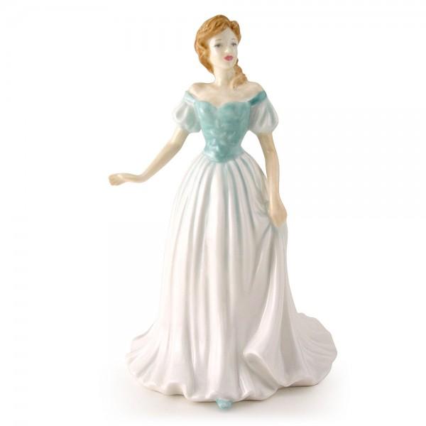 Anna HN4391 - Royal Doulton Figurine