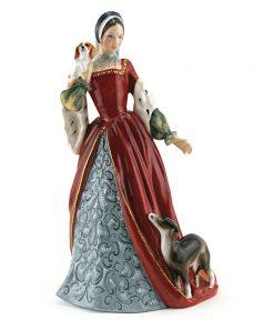 Anne Boleyn HN3232 - Royal Doulton Figurine