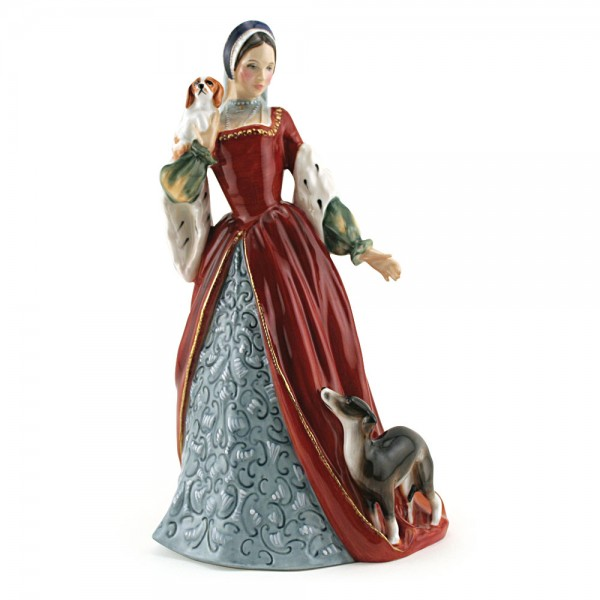 Anne Boleyn HN3232 - Royal Doulton Figurine