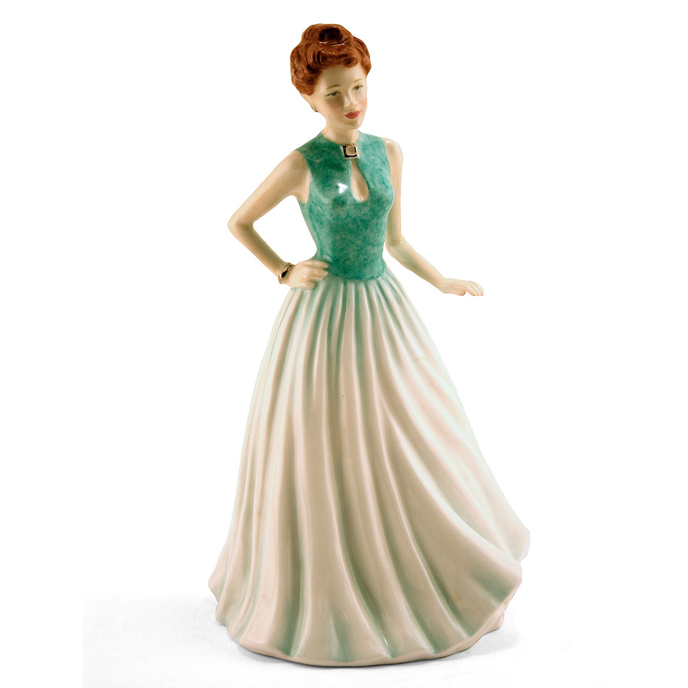 Anne Marie HN4522 (Factory Sample) - Royal Doulton Figurine