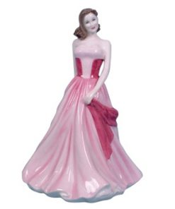 Annie HN4724 Colorway - Royal Doulton Figurine