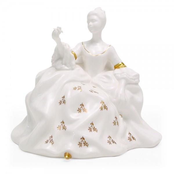 Antoinette HN2326 - Royal Doulton Figurine