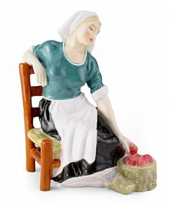 Apple Maid HN2160 - Royal Doulton Figurine