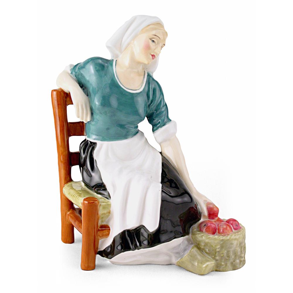 Apple Maid HN2160 - Royal Doulton Figurine