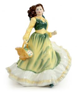 April HN3693 - Royal Doulton Figurine