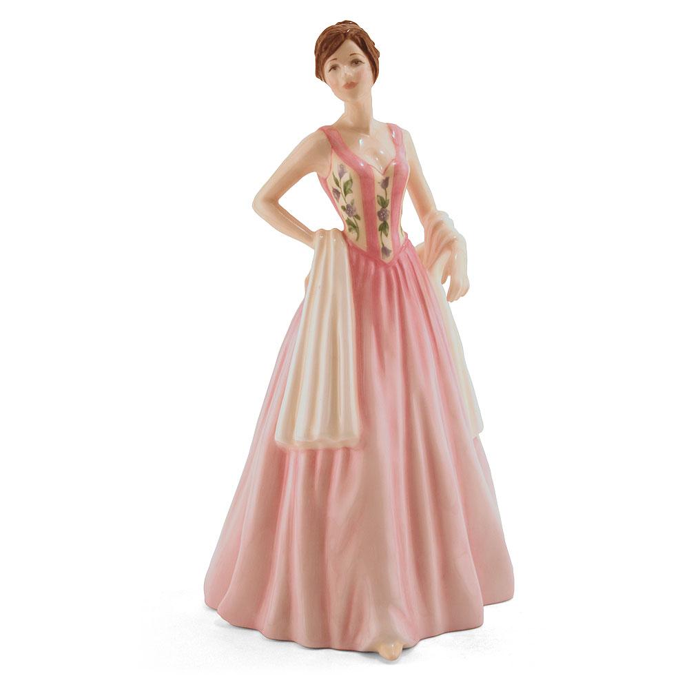 April HN4520 (Factory Sample) - Royal Doulton Figurine