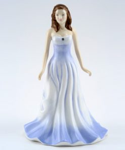April HN4973 (Diamond) - Royal Doulton Figurine
