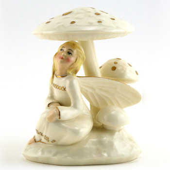 April Shower HN3024 - Royal Doulton Figurine