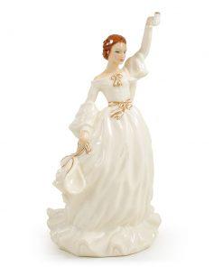 Au Revoir HN3723 - Royal Doulton Figurine